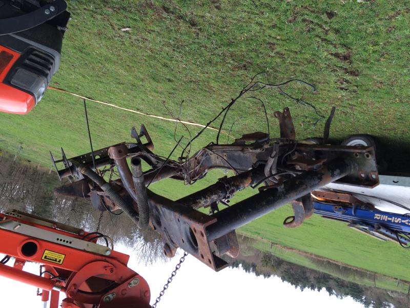 Chassis Unimog 406 Img_0811