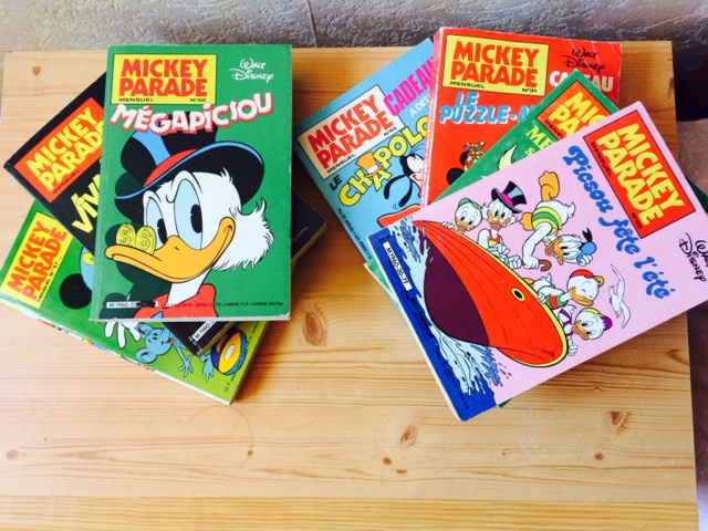 Petit arrivage  - Page 5 Mickey17