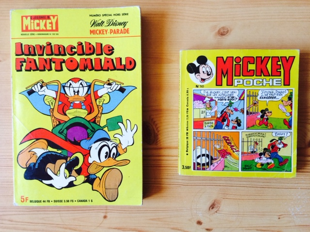 Petit arrivage  - Page 5 Mickey18