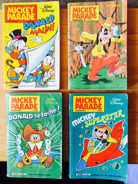 Petit arrivage  - Page 5 Mickey21