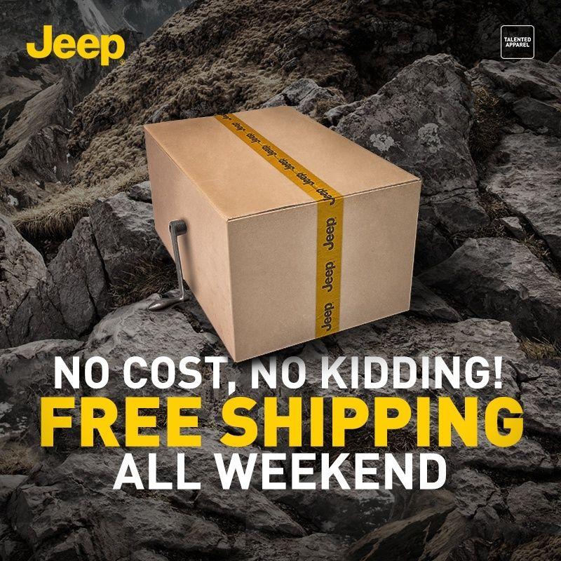 Jeep® Outfitter: l'abbigliamento marchiato Jeep® in esclusiva per WM Forum! SCOPRI LE PROMO IN CORSO!  Jeepou10