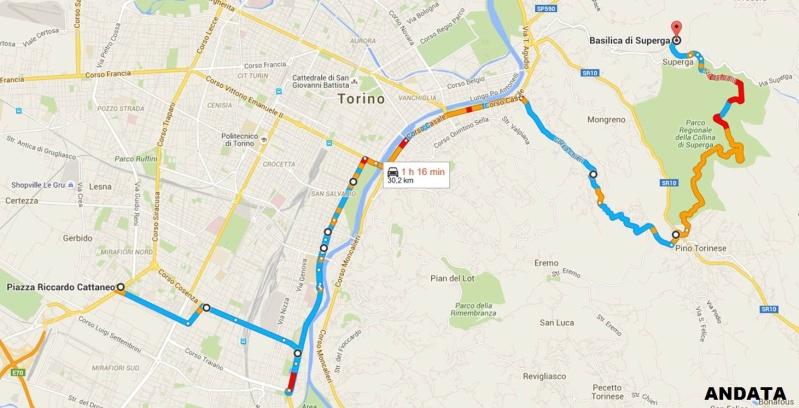 3° raduno Jeepers&Bikers: Torino 11/12 giugno 2016! PROGRAMMA & FOTO ANTEPRIMA Mappaa10