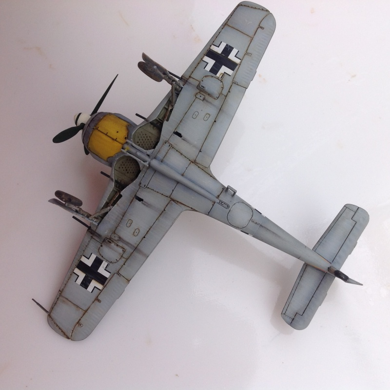 Weathered 1/72 Airfix Image11