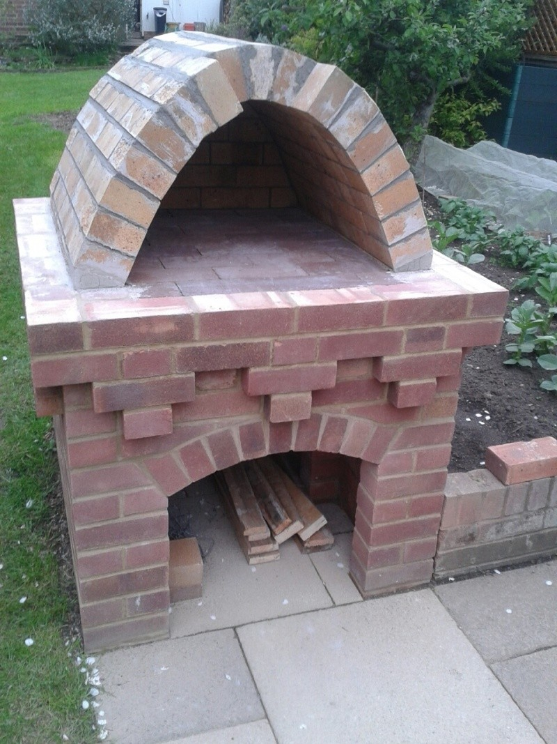 Pizza oven ! 20160513