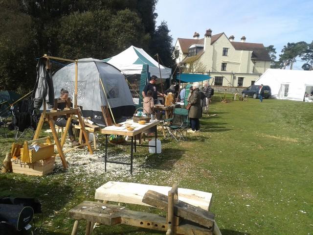 Cræftiga - The Sutton Hoo festival of craftsmanship 2016 Craeft10