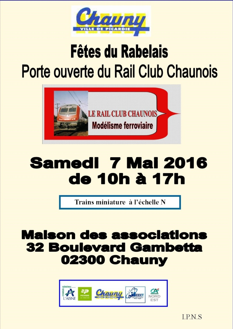 Portes ouvertes au Rail Club Chaunois Rabela10