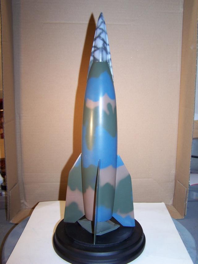 A-9 / A-10 Raketenprojekt in 1:72. 118