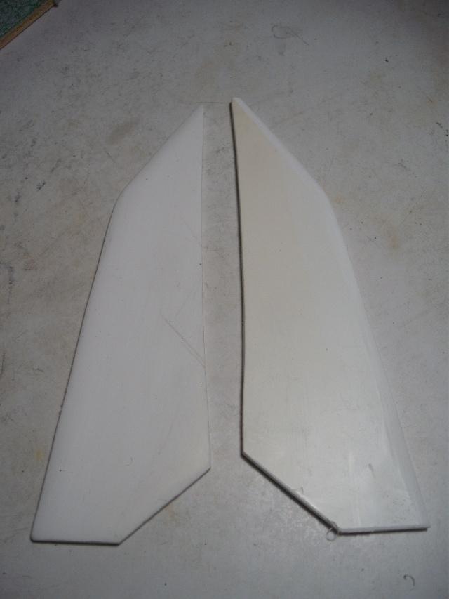 A-9 / A-10 Raketenprojekt in 1:72. 514
