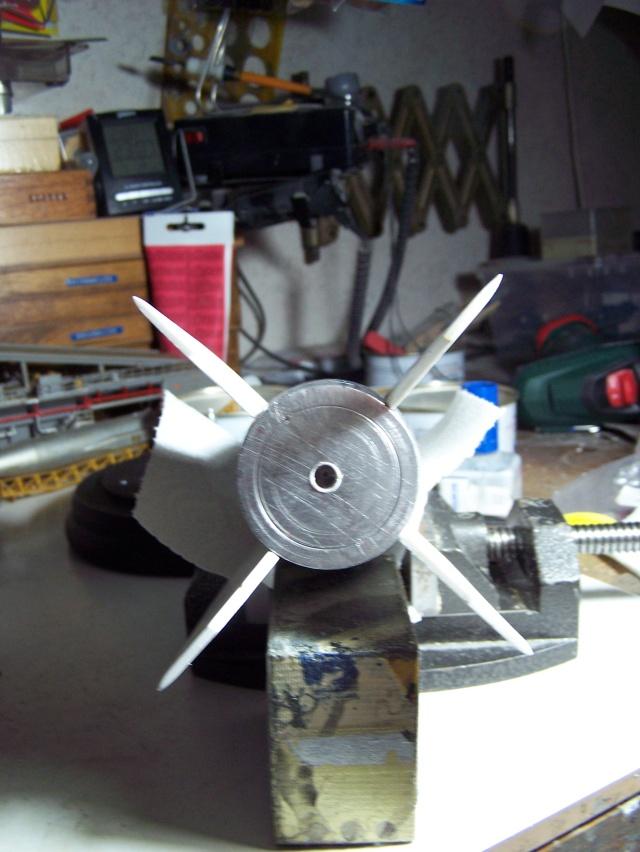 A-9 / A-10 Raketenprojekt in 1:72. 613