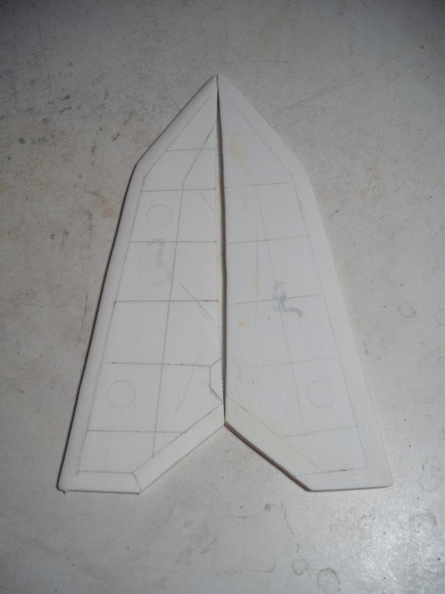 A-9 / A-10 Raketenprojekt in 1:72. 912