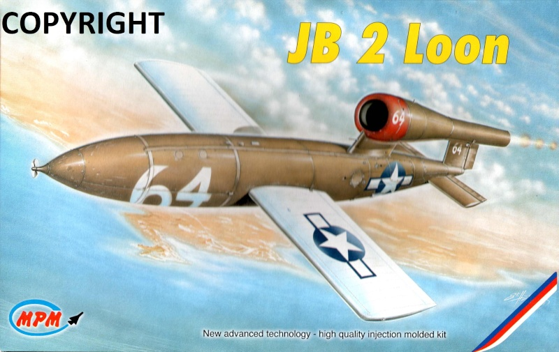 JB-2 LOON - die US-Version der V-1 / MPM, 1:48 Img19112