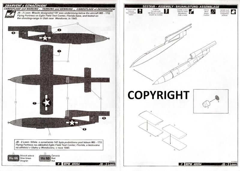 JB-2 LOON - die US-Version der V-1 / MPM, 1:48 Img19711