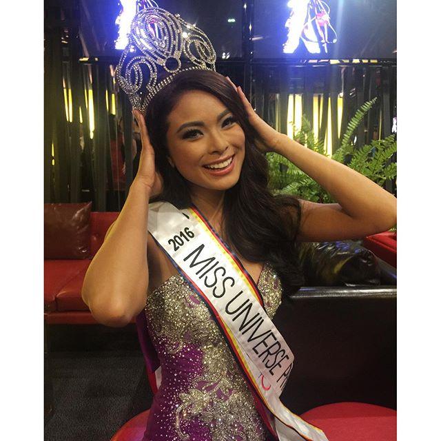 Miss Universe Philippines 2016: Maxine Medina (Top 6 Finalist) 11261310