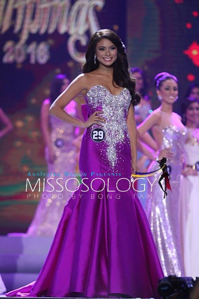 Miss Universe Philippines 2016: Maxine Medina (Top 6 Finalist) 13001310