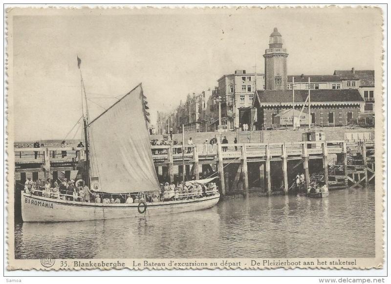 Les Bateaux d'excursions en mer des ports belges 1933_e10