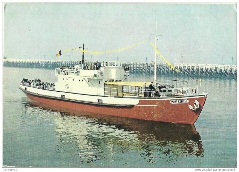 Les Bateaux d'excursions en mer des ports belges 240_0011