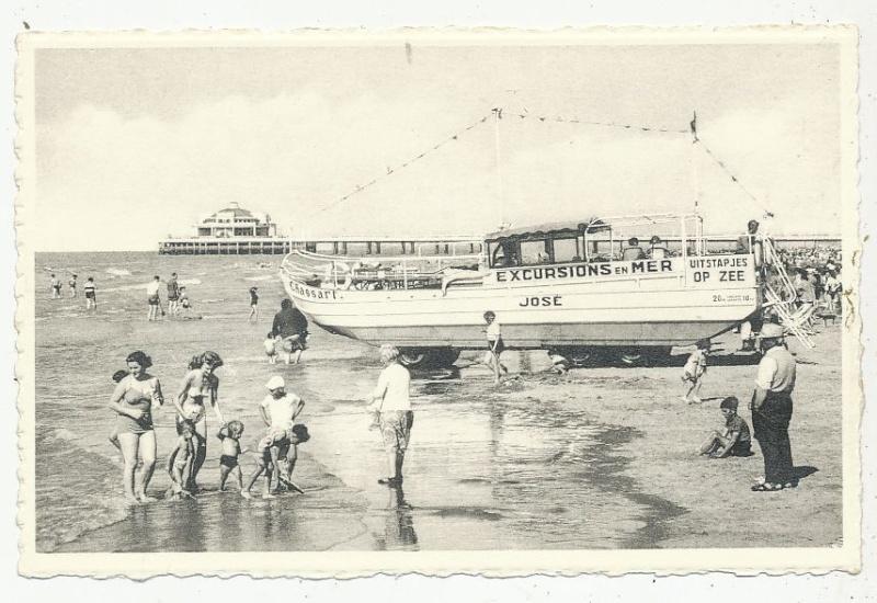 Les Bateaux Amphibies d'excursions en mer des plages belges _5710