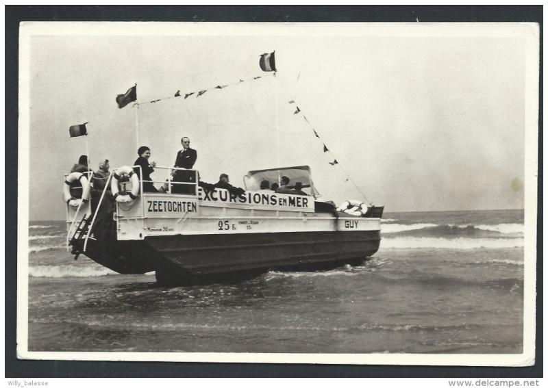 Les Bateaux Amphibies d'excursions en mer des plages belges - Page 4 Blanke10
