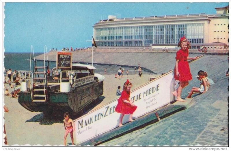 Les Bateaux Amphibies d'excursions en mer des plages belges - Page 2 Dolfij10