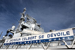 le croiseur COLBERT Garonn10