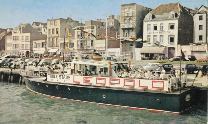 Les Bateaux d'excursions en mer des ports belges Le_bel10