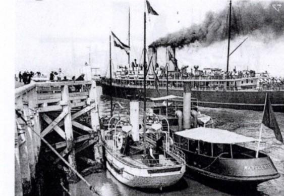 Les Bateaux d'excursions en mer des ports belges - Page 3 Margue10