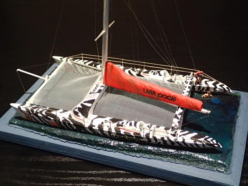 Collection de maquettes, vieux jouets et objets de marine P3100014