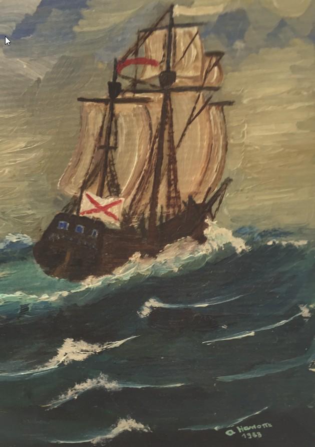Peinture maritime : nouveau hobby ? - Page 14 Scree117