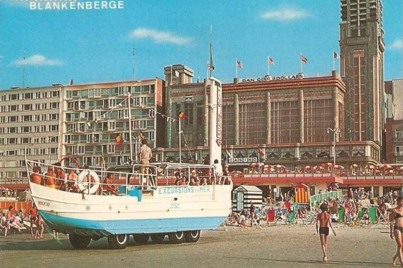 Les Bateaux Amphibies d'excursions en mer des plages belges Screen12