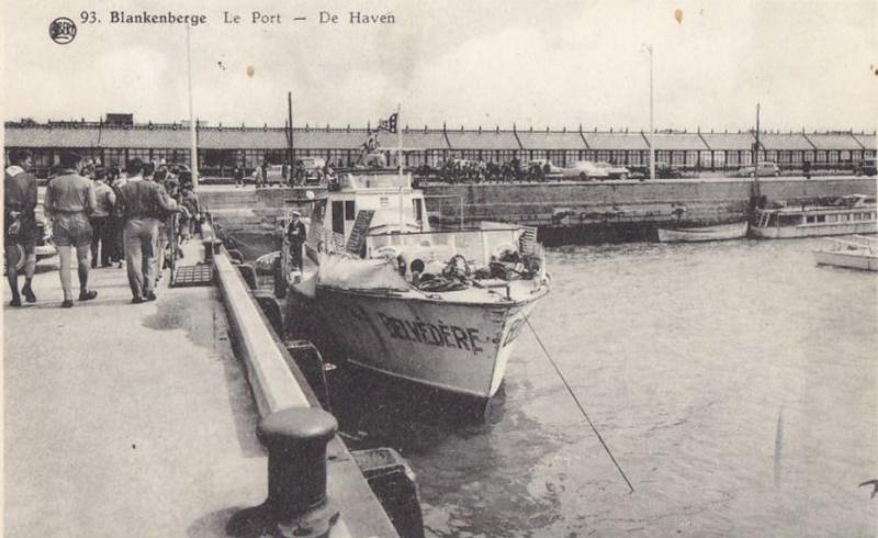Les Bateaux d'excursions en mer des ports belges Screen18