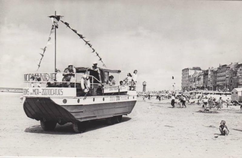 Les Bateaux Amphibies d'excursions en mer des plages belges Screen25
