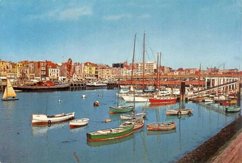 Les Bateaux d'excursions en mer des ports belges Screen48