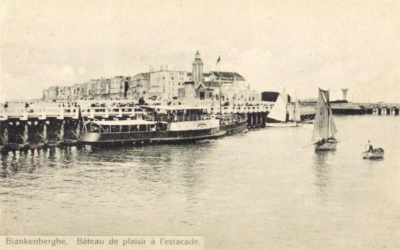 Les Bateaux d'excursions en mer des ports belges Screen51