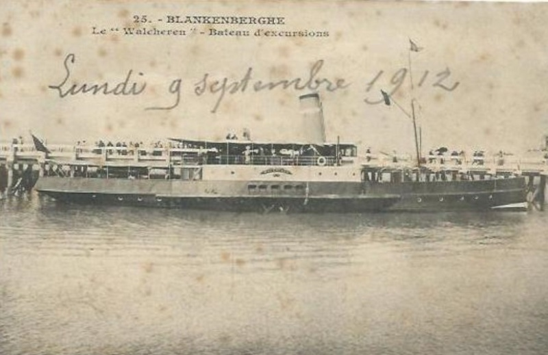 Les Bateaux d'excursions en mer des ports belges Screen52