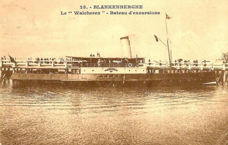 Les Bateaux d'excursions en mer des ports belges Screen54