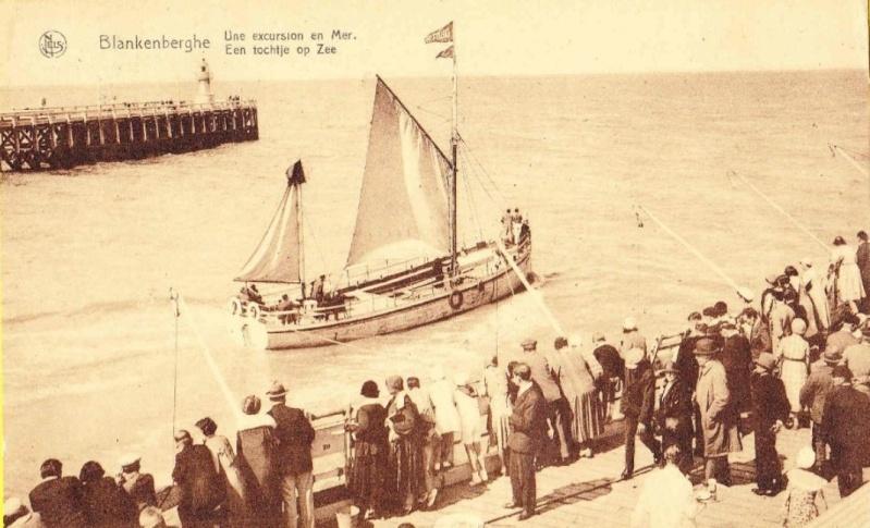 Les Bateaux d'excursions en mer des ports belges Screen64