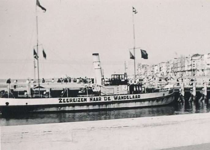 Les Bateaux d'excursions en mer des ports belges Screen65