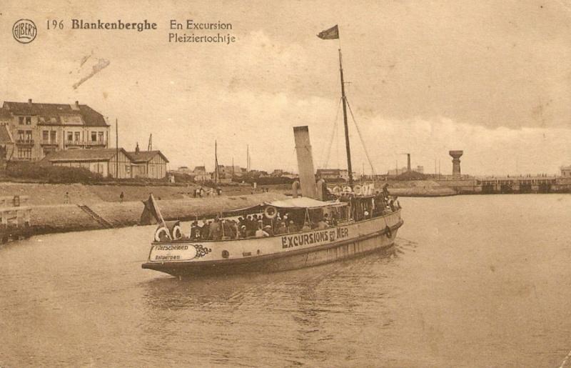 Les Bateaux d'excursions en mer des ports belges Screen68