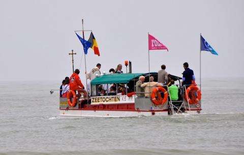 Les Bateaux Amphibies d'excursions en mer des plages belges Web910