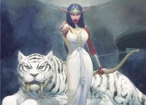 Tyrandé Dal'anara | Leader of the Spiritborne Tyrand10