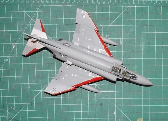 British Phantom II FGR.2 ¨Canadian Firebird ¨  Dscf2710