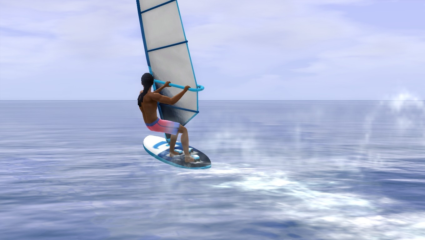 Simmetry Isles, a New World, Sims3 Screen11