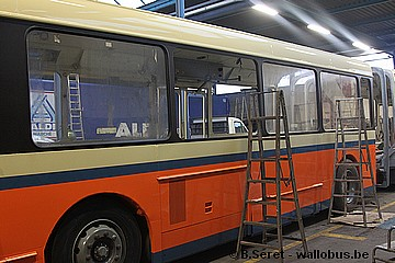 Rénovation d'un Van Hool AG280 de la Société Nationale des Chemins de Fer Vicinaux (5748) 2015_114