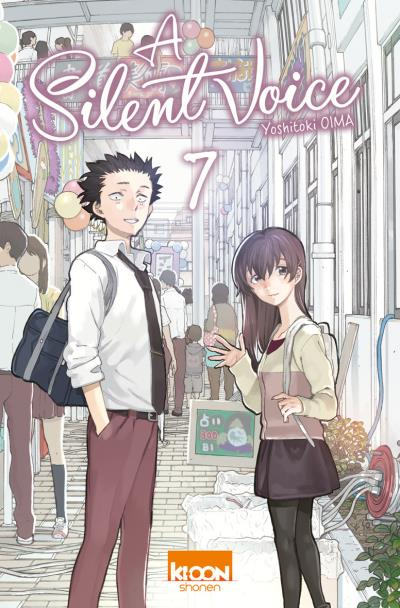 Shonen: A silent Voice - Série [Oima, Yoshitoki] A-sile10