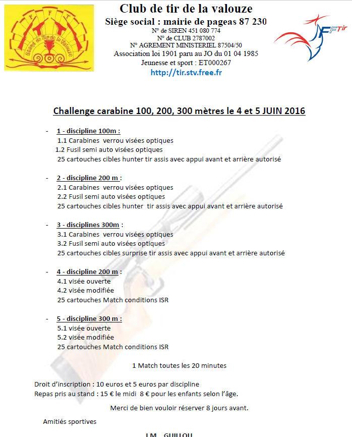 challenge carabine 100,200,300 m Challe16