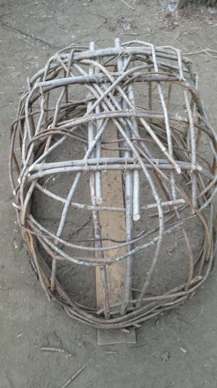 Fabrication d'un coracle 20141111