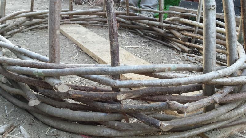 Fabrication d'un coracle 20141114