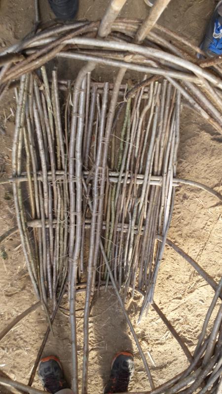 Fabrication d'un coracle 20141115