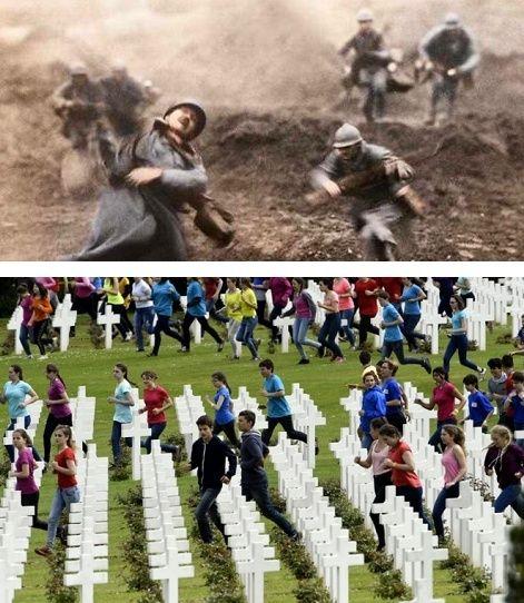 Hollande vient de cracher sur les tombes de nos poilus, qu'il soit maudit ! Captur10
