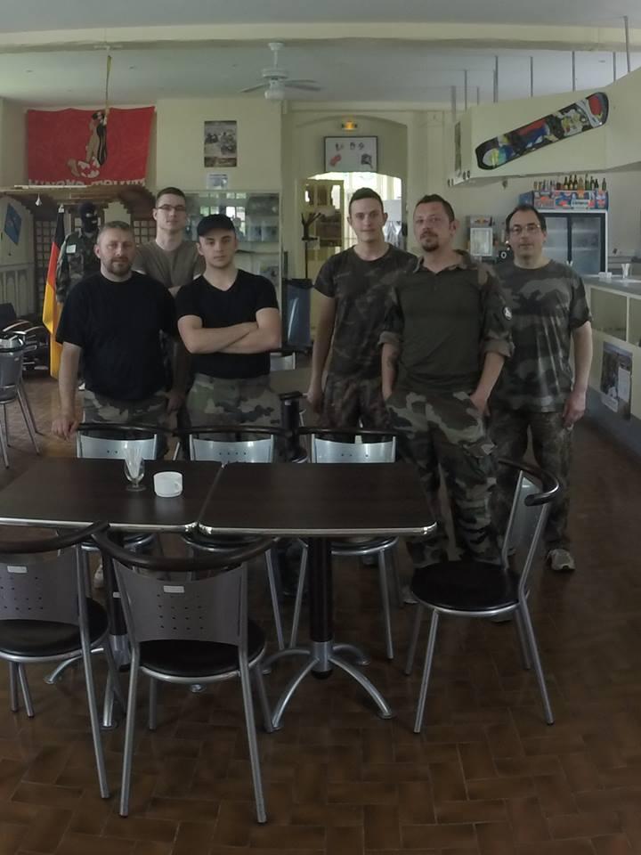 Section Airsoft du CSA de Mailly le camp le samedi 28 mai: LCA (legend company airsoft) Sur44